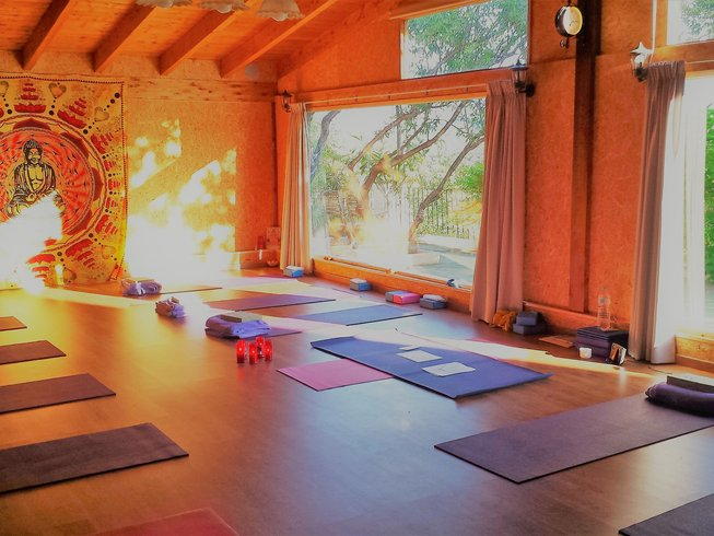 6 Days Summer Yoga Retreat in Alicante Spain