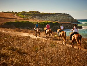 7 Day Country and Sea Horse Riding Holiday in Sardinia, Province of Oristano