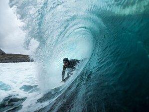 5 Days Surf Camp in O'Higgins Region, Chile