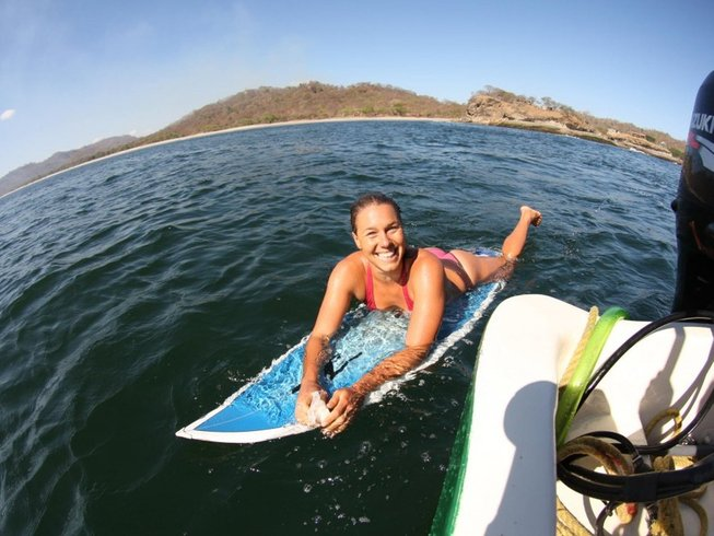 7 Days Relaxing Surf Camp and Yoga Retreat in Nicaragua