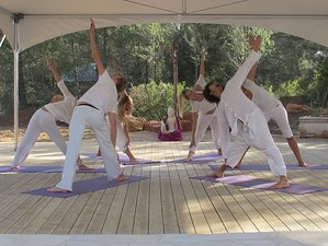 8 Days Mindfulness Meditation and Healing Yoga Retreat in Ibiza, Spain