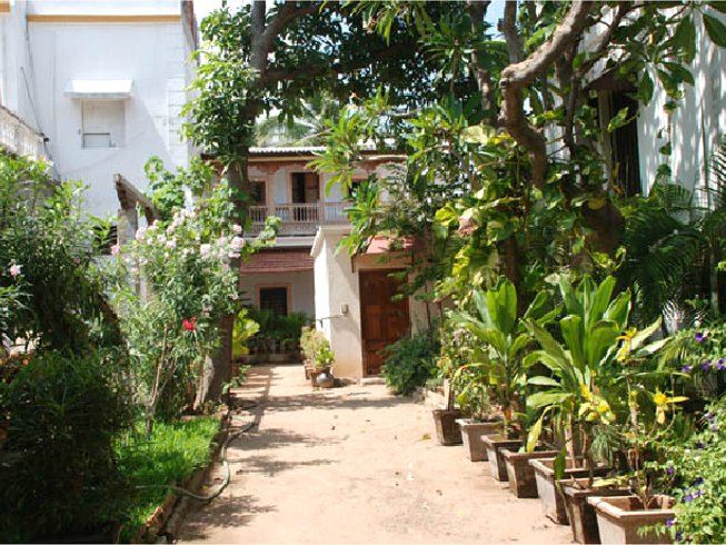 3 Days Yoga Retreat at Dumas Guest House, India