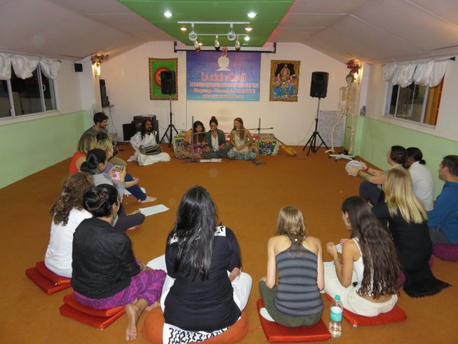 32 Days 300-Hour Yoga Teacher Training in Dharamsala
