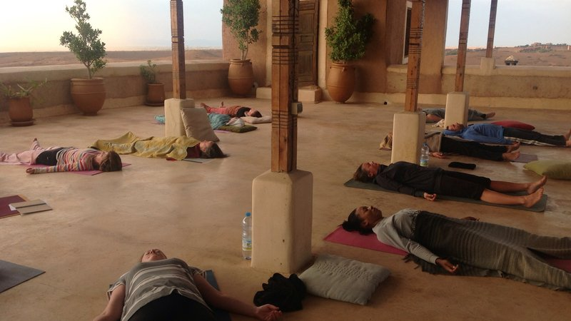 6 Days Chi Kung  Meditation  And Yoga Retreat In Morocco
