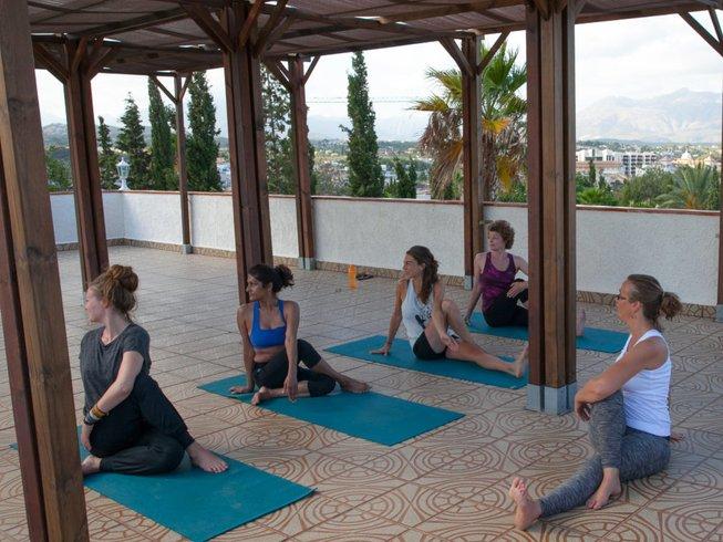 15-Daagse Yoga Retraite in Alicante, Spanje