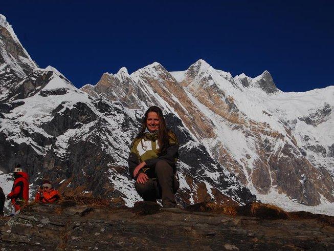 15 Tage Trekking und Yoga Retreat in Kathmandu, Nepal