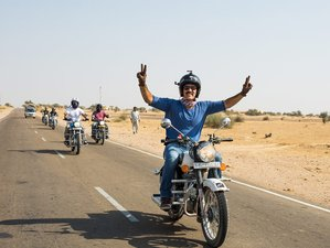 13 Day The Buddhist Circuit Guided Motorcycle Tour in India