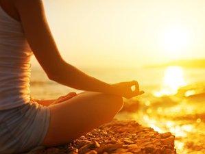 7 jours en stage de yoga de relaxation et de détente dans le sud de Goa, Inde