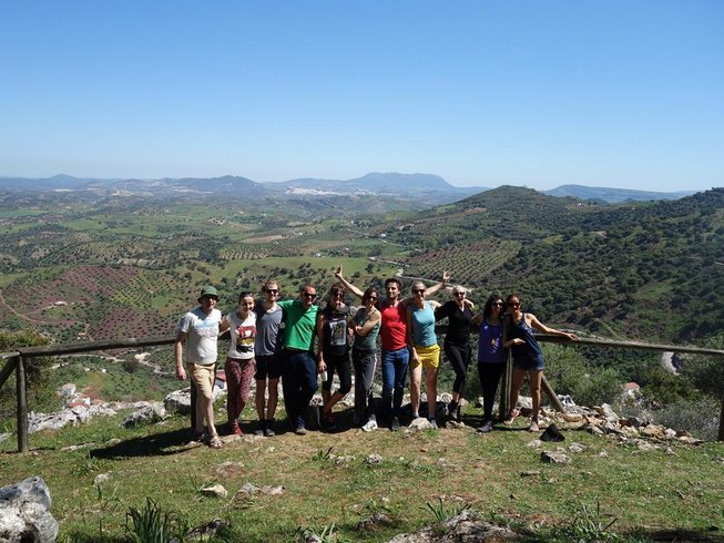 6 Days Nature and Hiking Spain Yoga Retreat