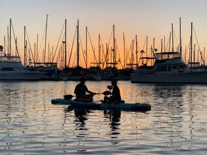 5 Day Namaste Away the Covid Days Couple's Meditation, and SUP Yoga Retreat in San Diego, California