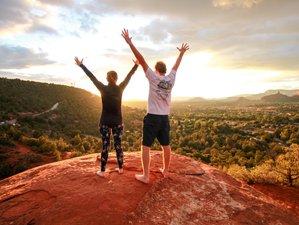 5 Days Private Hiking and Yoga Retreat in Sedona, AZ, USA
