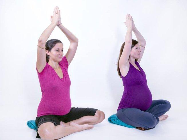 3-Daagse Zwangerschapsyoga Retraite in Californië