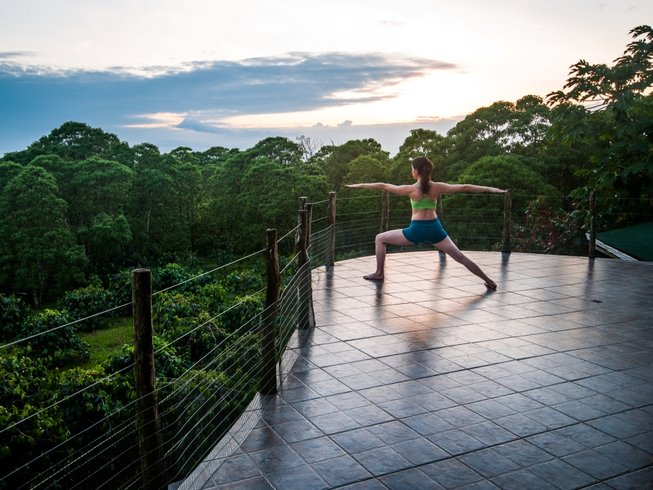 8 Days Yoga Retreat in Galapagos, Ecuador