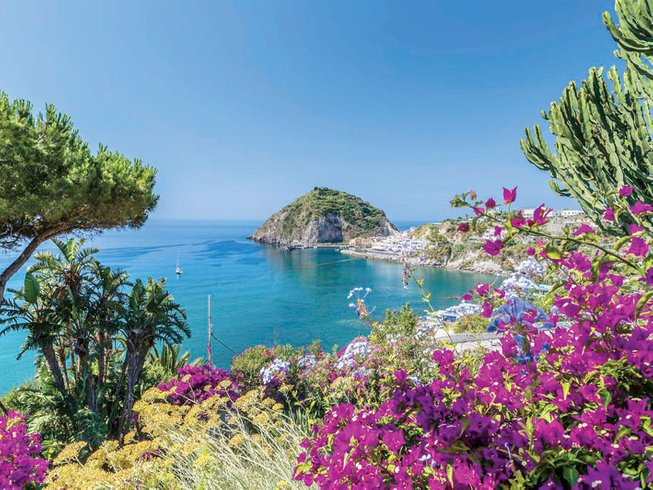 8 Days Dolce Vita Yoga Retreat Ischia, Italy
