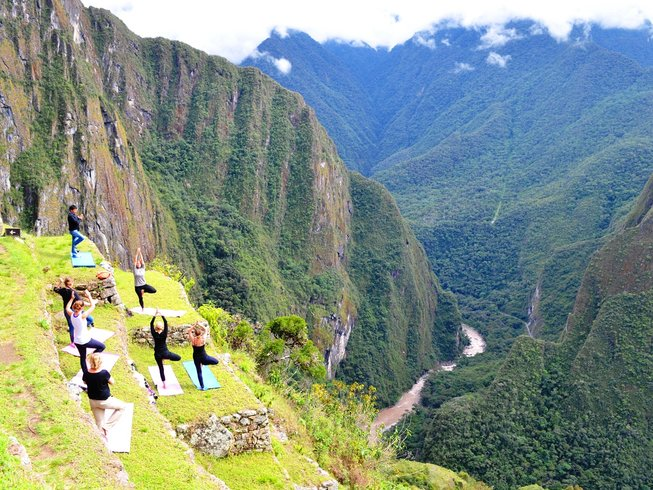 14 Days Sustainable Yoga Retreat in Peru