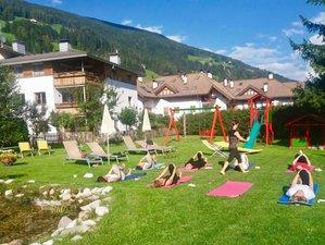 6 Tage Genuss für Körper & Seele im Yoga Urlaub mit Elena Ferraris in der Dolomitenregion 3 Zinnen