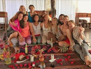 22 Day 200-Hour Cleansing Yoga Teacher Training in Troncones Beach, Guerrero