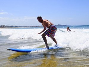 5 Days Affordable Surf Camp Australia