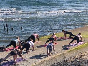 4 Day Nourishing Winter Yoga Retreat in Tywyn, Wales