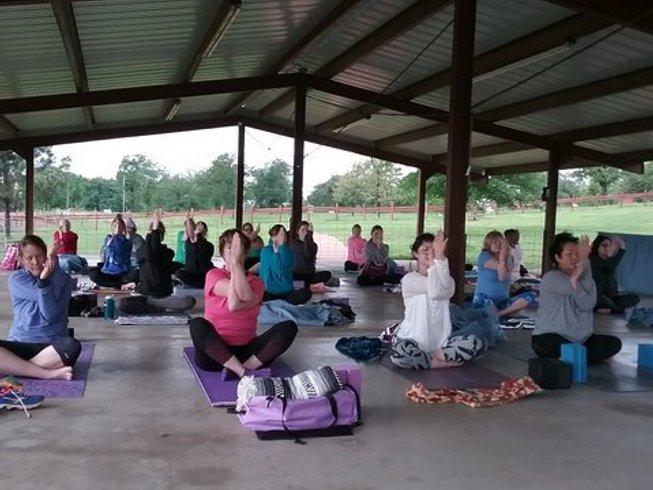 3 Days Fall into Bliss Meditation and Yoga Retreat Arkansas, USA