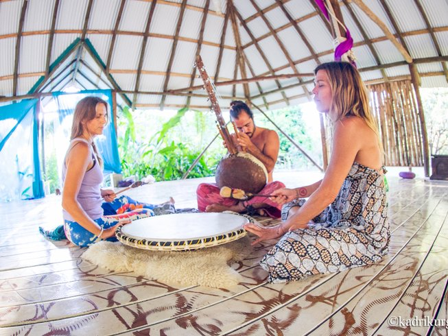 7 jours en retraite de yoga santé au Costa Rica
