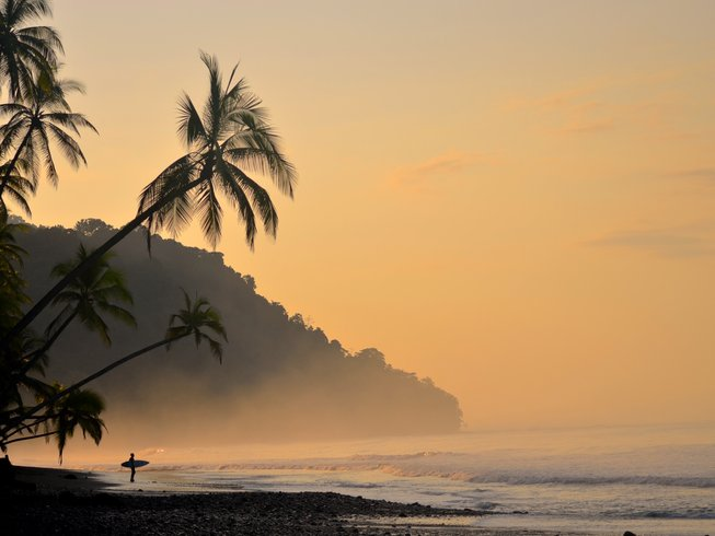 7 Days Surf Camp in Costa Rica