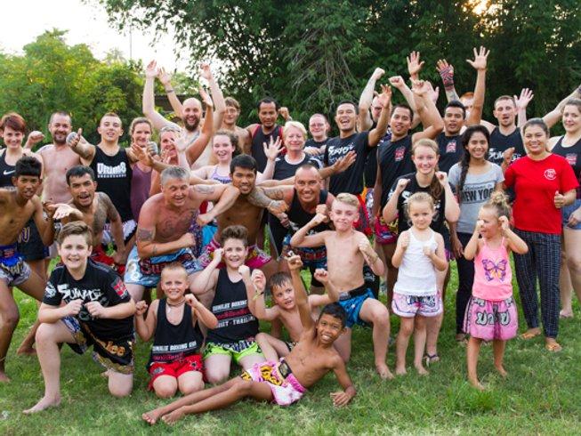 22 Days Muay Thai Training with Yoga in Thailand