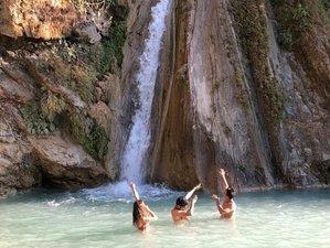 7 Day Refreshing Waterfall Hiking and Sightseeing Yoga Holiday in Rishikesh
