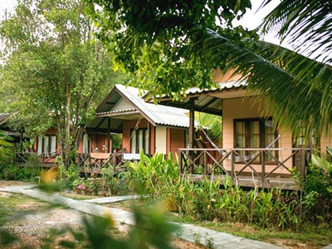 6 días vacaciones de yoga y meditación en Koh Yao Noi, Tailandia