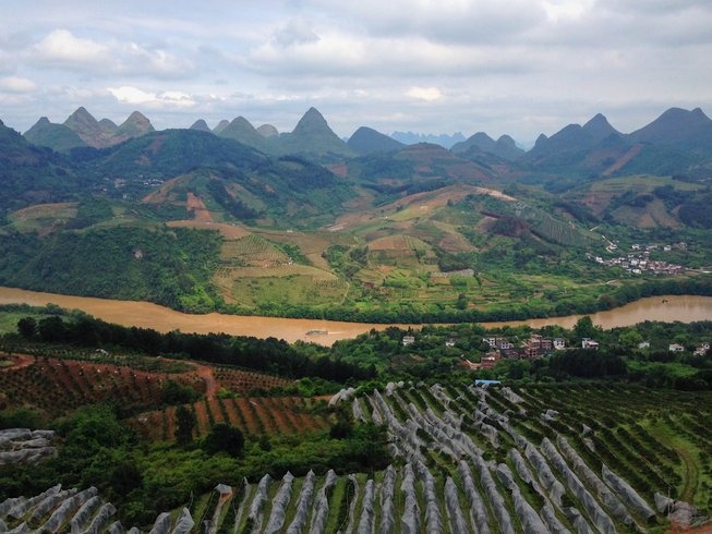 9 Days The Art of Inner Balance Yoga Retreat in Yangshuo, China