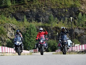 8 Days Unforgettable Motorcycle Tour in Carpathian Mountains, Romania