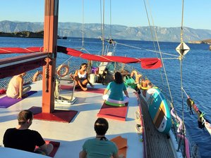 8 Days Female Sacred Dance & Dao Yoga Retreat in Gulf of Gokova, Turkey