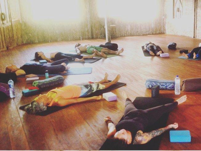 24 Days 200-Hour Vinyasa Yoga Teacher Training in Bali, Indonesia