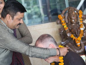 21 Days Spiritual Enlightenment Yoga Retreat in Rishikesh, India