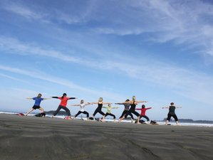3 Days Yoga at the Beach with Chi Running in Canada