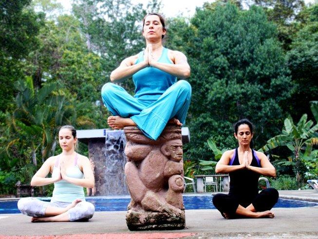8 Days Renew Yourself Yoga Retreat in Costa Rica