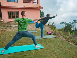 4 Day Yoga and Meditation Retreat with Nature Walk and Reiki 1 Initiation in Nagarkot, Bagmati Zone