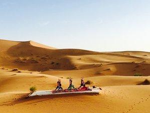 9 Tage Klang der Stille Yoga Retreat in Drâa-Tafilalet, Marokko