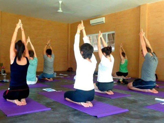7-Daagse Anti-Stress en Burnout Yoga Vakantie in Cambodja