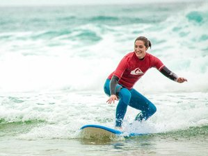 8 Days Yoga and Surfcamp Portugal for Women