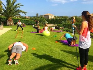 7-Daagse Fitness Yoga Retraite in Griekenland