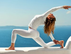 22 Days 200hr Integral Hatha and Vinyasa YTTC in Greece