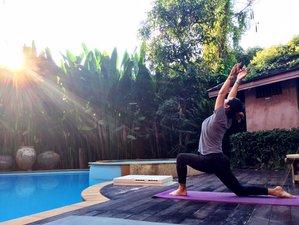 4 jours en retraite de yoga detox relaxante à Chiang Mai, Thaïlande