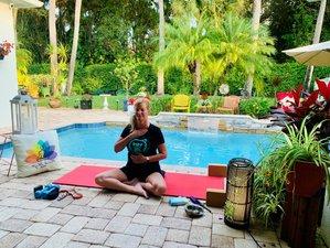 3 Day Reiki Certification Yoga Retreat in Palm Beach, Florida