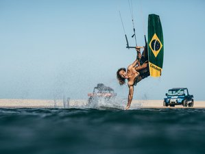 8 Day Amazing Mega Downwinder XXL Kitesurf Camp in Praia de Cumbuco, Caucaia