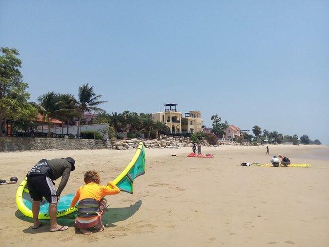6 Days Intermediate Kitesurfing Surf Camp Thailand