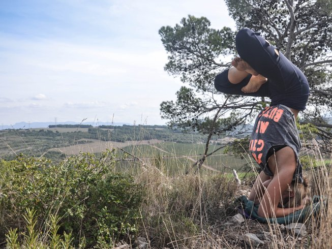 30 días retiro de yoga y meditación en España
