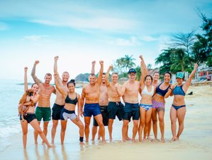 7 Day Fitness Escape: CrossFit, Strength, Yoga, Muay Thai, and More in Koh Samui, Surat Thani