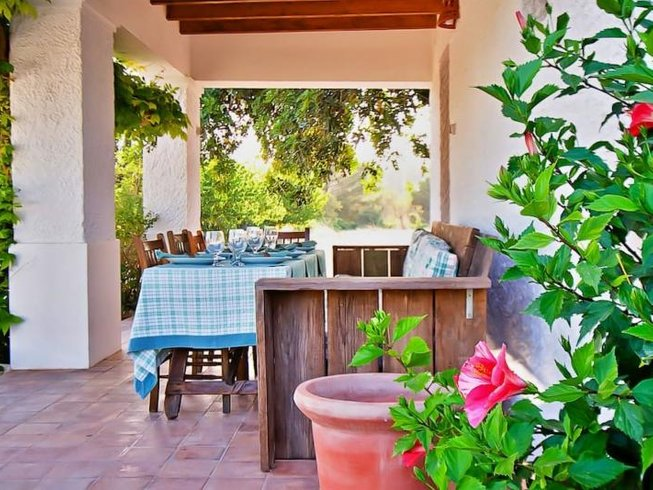 6 Days Healthful Cooking and Yoga Retreat in Spain