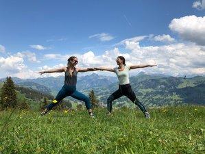 3 Day Weekend Hike & Yoga Holiday in Schönried, Saanen